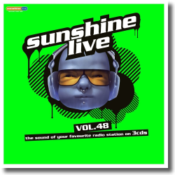 Cover: sunshine live vol. 48 - Various Artists