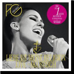 Cover: Frida Gold - Liebe ist meine Religion (live und akustisch)