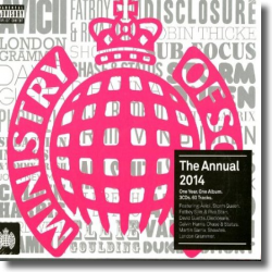 Cover: Ministry Of Sound - The Annual 2014 - Various Artists