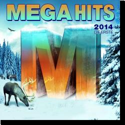 Cover: MegaHits 2014 - Die Erste - Various Artists