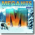Cover:  MegaHits 2014 - Die Erste - Various Artists