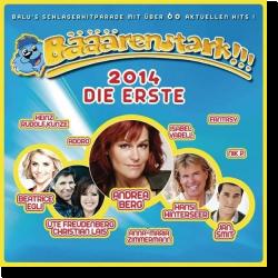 Cover: Bääärenstark!!! 2014 - Die Erste - Various Artists