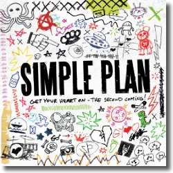 Cover: Simple Plan - Get Your Heart On - The Second Coming