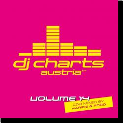 Cover: DJ Charts Austria Vol. 14 - Various Artists