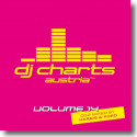 Cover:  DJ Charts Austria Vol. 14 - Various Artists
