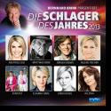 Cover:  Bernhard Brink präsentiert die Schlager des Jahres 2013 - Various Artists