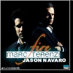 Cover: Marc Terenzi & Jason Navaro - Fire