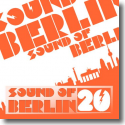 Cover:  Sound Of Berlin 20 - Various Artists