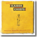 Cover:  Kaiser Chiefs - Education, Education, Education & War