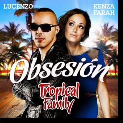 Cover: Lucenzo & Kenza Farah - Obsesion