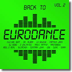 Cover: Back To Eurodance Vol. 2 - Various Artists