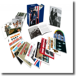 Cover: The Beatles - The U.S. Albums