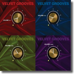 Cover: Velvet Grooves 1-4 - Various Artists