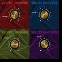 Cover:  Velvet Grooves 1-4 - Various Artists