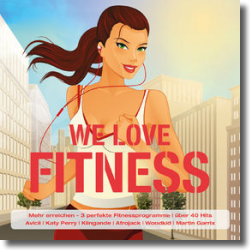 Cover: WE LOVE Fitness - Various Artists