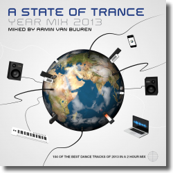 Cover: A State Of Trance Yearmix 2013 - Armin van Buuren