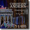 Cover:  Christian Anders - Gespensterstadt 3000 (Wordz & Brubek RMX)