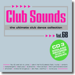 Cover: Club Sounds Vol. 68 - Various Artists