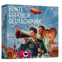 Cover: SDP - Bunte Rapublik Deutschpunk