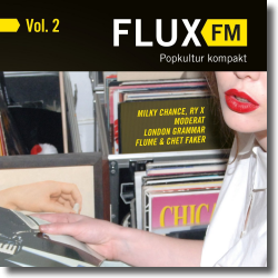 Cover: FluxFM Vol. 2 - Various Artists