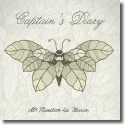 Cover: Captain's Diary - Als Munition die Illusion