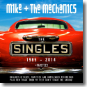 Cover:  Mike + The Mechanics - The Singles 1985-2014
