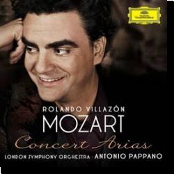 Cover: Rolando Villazon - Mozart: Concert Arias