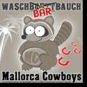 Cover:  Mallorca Cowboys - Waschbärbauch