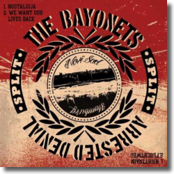 Cover: Arrested Denial & The Bayonets - Split