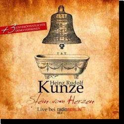 Cover: Heinz Rudolf Kunze - Stein vom Herzen - Live