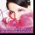 Cover:  Nadine Fabielle - Sieben Wünsche frei