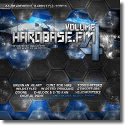 Cover: HardBase.FM Volume Four! - Various Artists