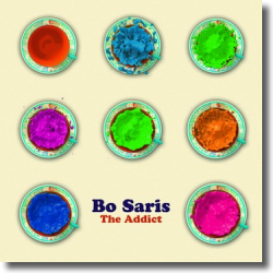 Cover: Bo Saris - The Addict