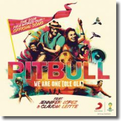 Cover: Pitbull feat. Jennifer Lopez & Claudia Leitte - We Are One (Ole Ola)