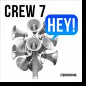Cover:  Crew 7 - Hey