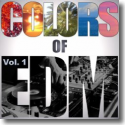 Cover:  Colors Of EDM Vol. 1 - Various Artists