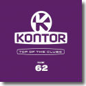 Cover:  Kontor Top Of The Clubs Vol. 62 - Various Artists