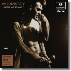 Cover: Morrissey - Your Arsenal (Definitive Master)