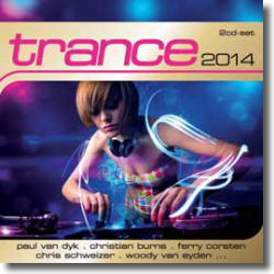 Cover: Trance 2014 - Various Artists
