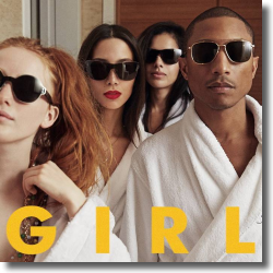 Cover: Pharrell Williams - G I R L