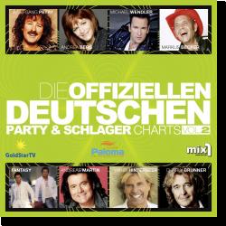 Cover: Die offiziellen Deutschen Party & Schlager Charts Vol. 2 - Various Artists