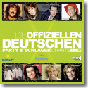 Cover:  Die offiziellen Deutschen Party & Schlager Charts Vol. 2 - Various Artists