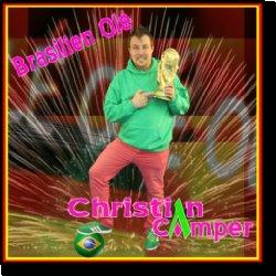 Cover: Christian Camper - Brasilien Olé