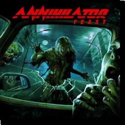 Cover: Annihilator - Feast (Neuauflage)