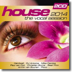 Cover: House: The Vocal Session 2014 - Various Artists