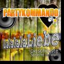 Cover:  Partykommando - Lalalalaliebe (Die schönste Sprache der Welt)