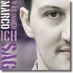Cover: Marco Breitenstein - Was immer ich sag