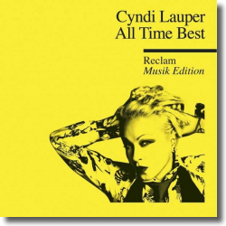 Cover: Cyndi Lauper - All Time Best - Reclam Musik Edition 36