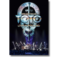 Cover: Toto - 35th Anniversary Tour - Live in Poland