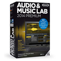 Cover:  Audio & Music Lab 2014 Premium - MAGIX